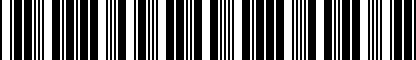 Barcode for 4F9064363