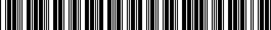 Barcode for 4K1061270MNO