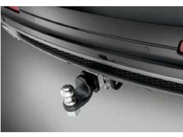 2017 audi q7 tow hitch line equipped 4m0092115 genuine audi accessory. Black Bedroom Furniture Sets. Home Design Ideas