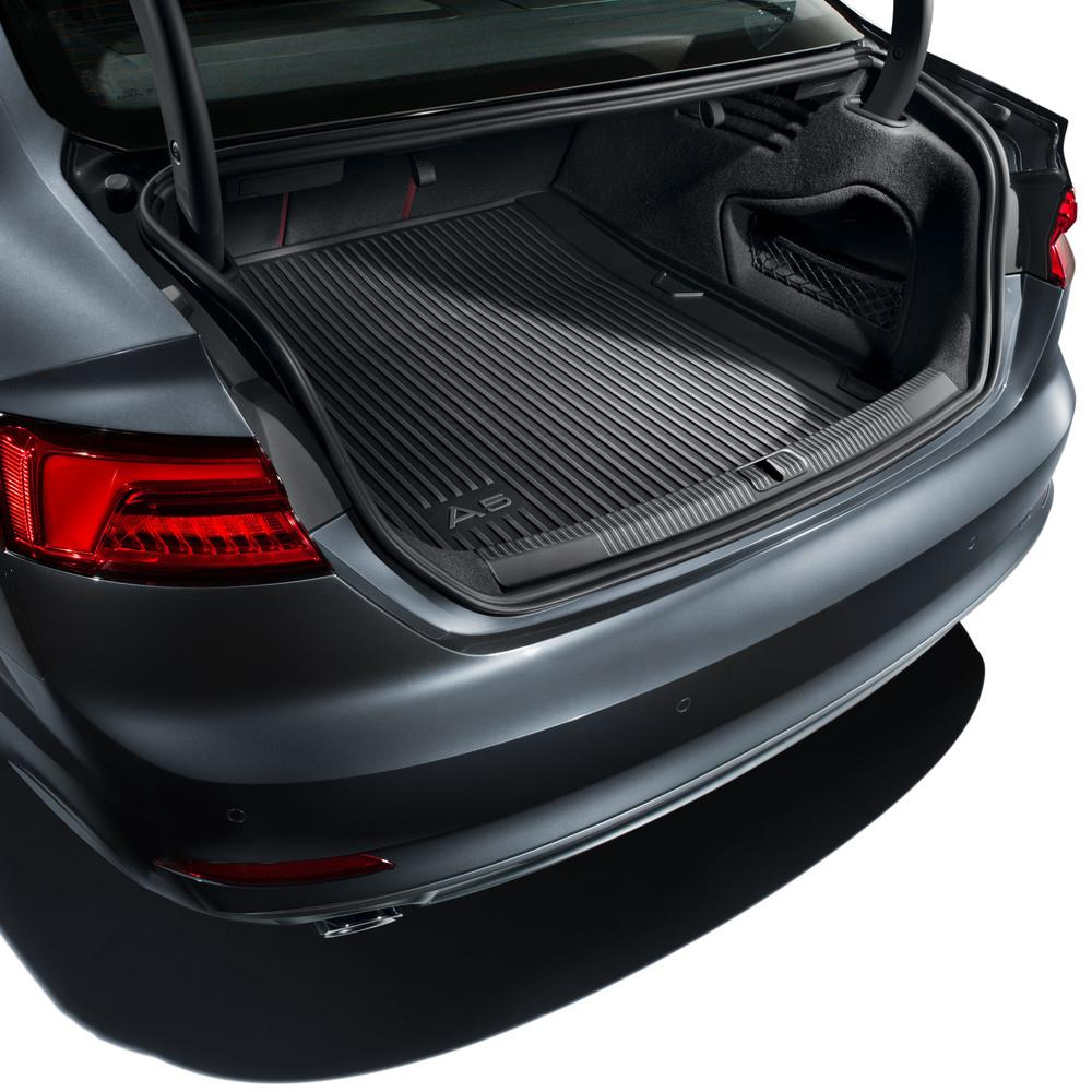 Audi RS5 Luggage Compartment Shell. Protects, Dirt, Load