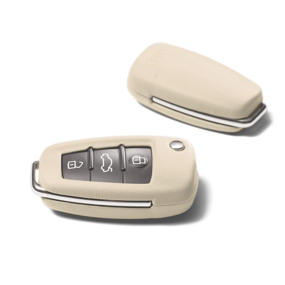Audi R8 Leather Key Trim